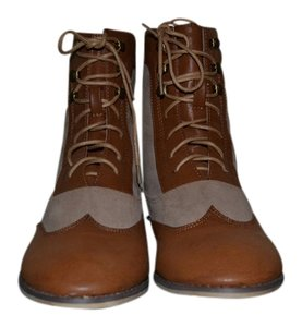 Madden Girl TAN/BROWN Boots