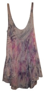 Blu Moon short dress MULTI Babydoll Tank on Tradesy