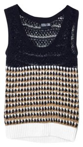 Vena Cava Open Knit Crochet Sweater