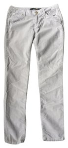 Zara Skinny Pants Light gray