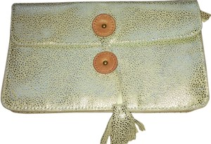 Miss Albright soft silver Clutch