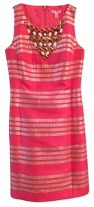 Lilly Pulitzer Hotty Party Cocktail Dress