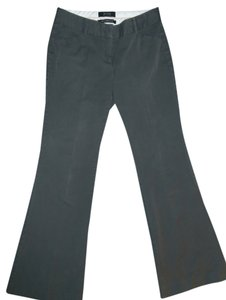 Victoria's Secret Cotton Stretchy Pockets Boot Cut Pants Gray