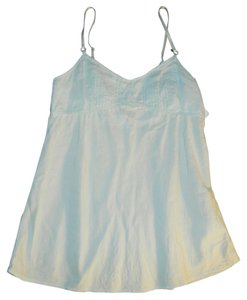 Old Navy Babydoll Top Blue