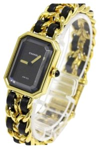 Chanel Chanel Vintage Premiere Gold Watch