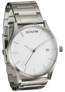 MVMT Unisex MVMT Watch Silver Chain
