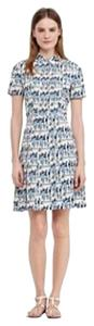 Tory Burch short dress New Ivory Figurines A Shirt on Tradesy