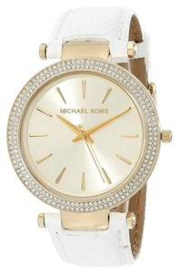 Michael Kors Michael Kors Darci Leather Ladies Watch MK2391