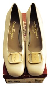 Salvatore Ferragamo Bone Pumps
