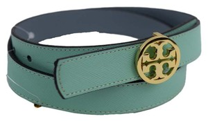 Tory Burch Tory Burch Robinson Reversible Belt 1