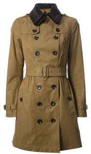 Burberry Wool New Jacket Trench Coat