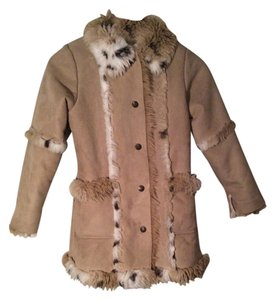 London Fog Fur Coat
