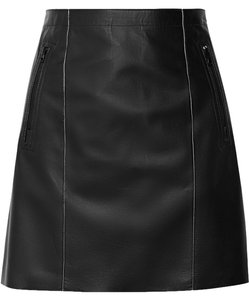 Vince Mini Skirt Black/White