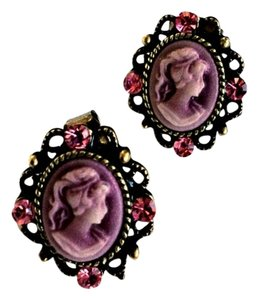 Other Cameo Earrings