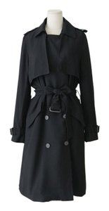 Rosepepper Double Breasted Trench Raincoat Trench Coat