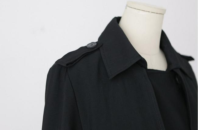 Other Double Breasted Trench Coat Image 2