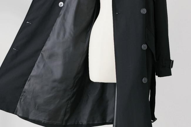 Other Double Breasted Trench Coat Image 5