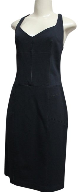 Preload https://item3.tradesy.com/images/etro-black-knee-length-night-out-dress-size-12-l-1077042-0-0.jpg?width=400&height=650