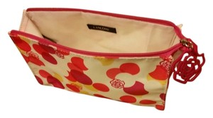 Lancome Rose Cosmetic Bag