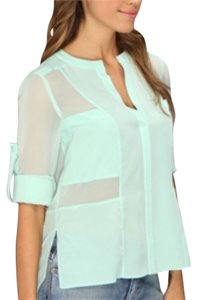 BCBGMAXAZRIA Top Mint