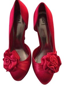 Bakers Red Platforms