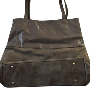 Forever 21 Tote in Grey
