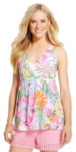 Lilly Pulitzer Summer Top Multi