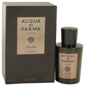 Acqua di Parma Colonia Ambra 3.4 oz 100 ml Eau De Cologne Concentree Spray