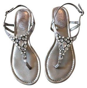 Unisa Pewter/silver Sandals