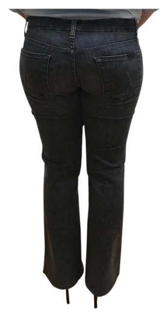 Item - Dark Grey Rinse A-pocket Relaxed Fit Jeans Size 28 (4, S)