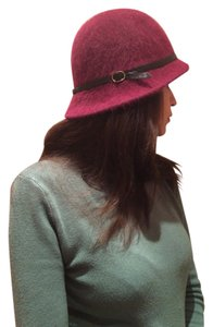 H&M Belted cloche hat