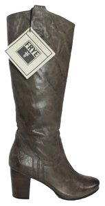 Frye Knee High Boot Carson Gray Boots
