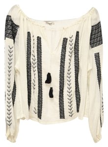 Mes Demoiselles Peasant Lightweight Top