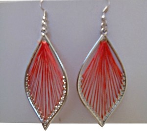 Other Silk Thread Earrings