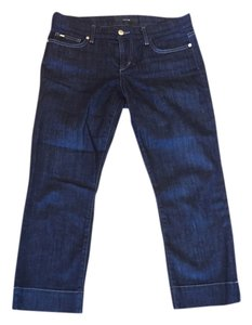 JOE'S Jeans Capri/Cropped Denim-Dark Rinse