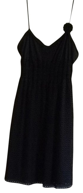Preload https://item1.tradesy.com/images/max-studio-black-special-edition-mid-length-cocktail-dress-size-8-m-1078005-0-0.jpg?width=400&height=650