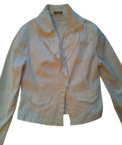 Gadzooks white Jacket