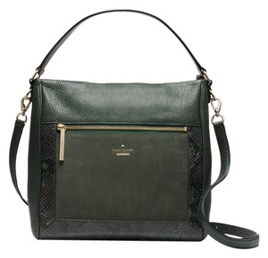 Kate Spade Tote Leather Cross Body Bag