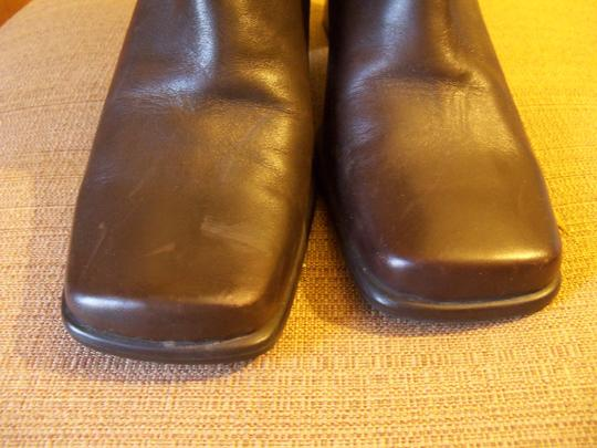 Worthington Brown Leather Boots