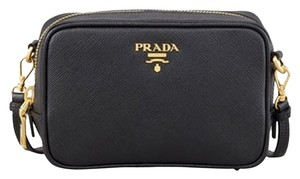 Prada Saffaino Cross Body Bag