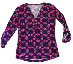 Lilly Pulitzer Top Get Hoppy