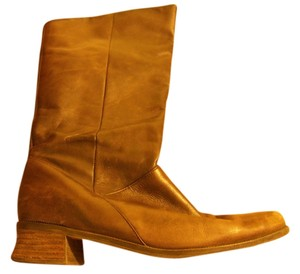 Markon Brown Leather Boots