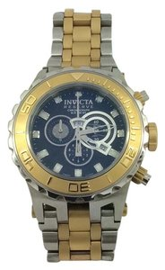 Invicta TWO TONE CHRONO MENS WATCH! Invicta Reserve CHRONO MENS WATCH