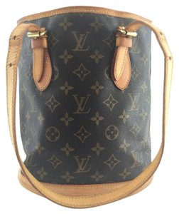 Louis Vuitton Bucket Pm Shoulder Bag