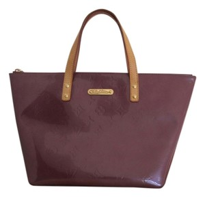 Louis Vuitton Vernis Tote Shoulder Bag