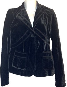 Axcess Crisscross Black Blazer