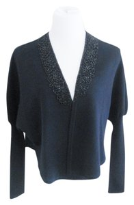 Escada Virgin Wool Sweater Cardigan