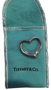 Tiffany & Co. Tiffany & Co. Elsa Peretti 22mm Open Heart Pendant