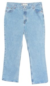 Gap Boot Cut Jeans-Light Wash