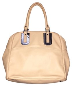Longchamp Cream Travel Bag